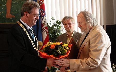 Preisverleihung 2008