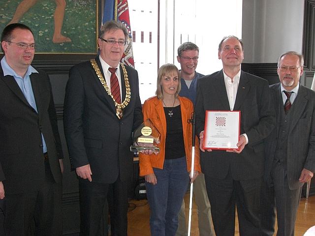 Preisverleihung 2009