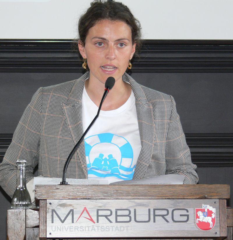 Ruby Hartbrich Rede